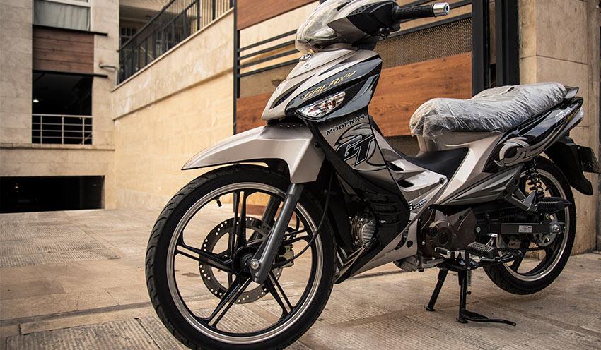 موتورسیکلت مودناس