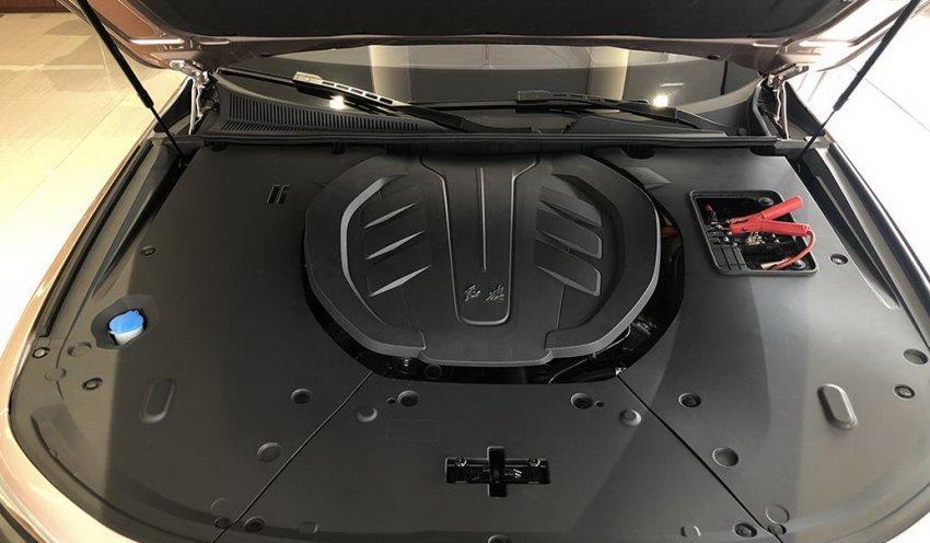 موتور هونگچی h9