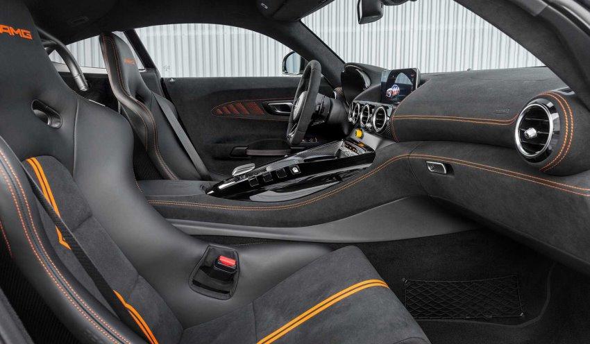 صندلی مرسدس AMG GT بلک سریز